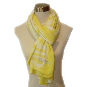 Celebrity Batik-Schal mit Strass 23390