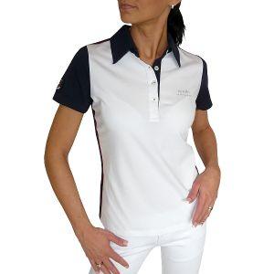 Sylt Lounge Damen Poloshirt, Kurzarm 07205